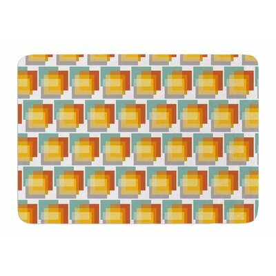 GEO1 by Juliana Motzko Bath Mat