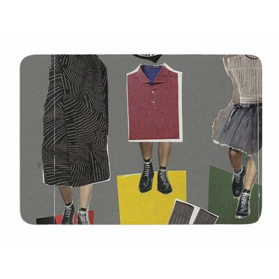 Fashion by Jina Ninjjaga Bath Mat