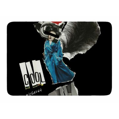 Cool by Jina Ninjjaga Bath Mat