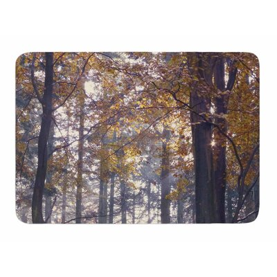 Autumn Sunbeams by Alison Coxon Bath Mat