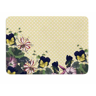 Polka Dot by Alison Coxon Bath Mat