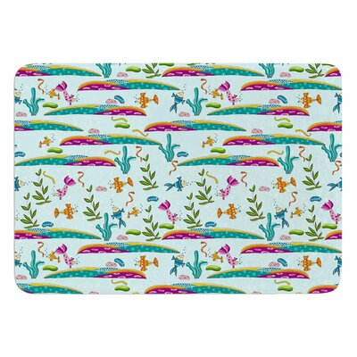Under Sea by Alisa Drukman Bath Mat