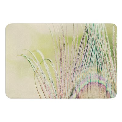 Sun Kissed by Beth Engel Bath Mat Size: 17