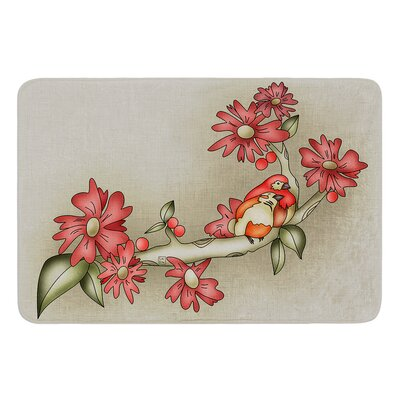 Feng Shui by Carina Povarchik Bath Mat Size: 17