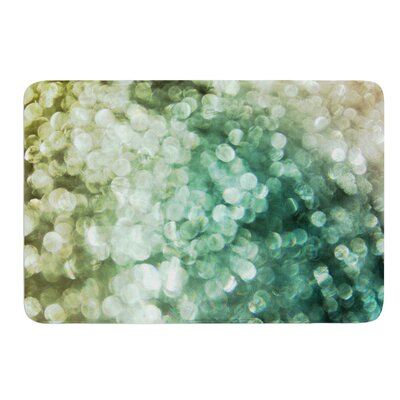 Sparkle by Debbra Obertanec Bath Mat Size: 24 W x 36 L