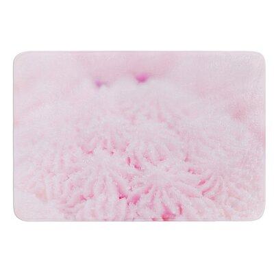 Cupcake by Debbra Obertanec Bath Mat Size: 24 W x 36 L