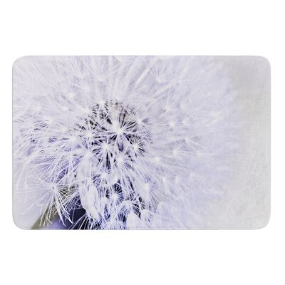 Wish by Debbra Obertanec Bath Mat Size: 17W x 24L