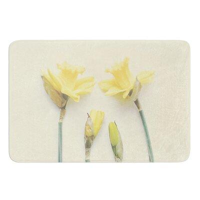 Springtime by Debbra Obertanec Bath Mat Size: 24 W x 36 L