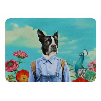 Family Portrait N3 by Natt Bath Mat