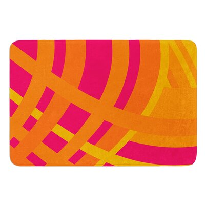 Tangled by Fotios Pavlopoulos Bath Mat Size: 17W x 24L