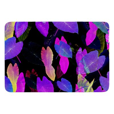 Fluo Jungle by Fernanda Sternieri Bath Mat Size: 17W x 24L