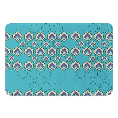 Happy Path by Fernanda Sternieri Bath Mat Size: 24 W x 36 L
