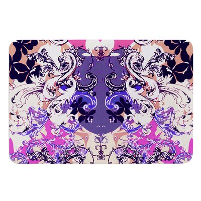 Barroque in Love by Fernanda Sternieri Bath Mat Size: 24 W x 36 L