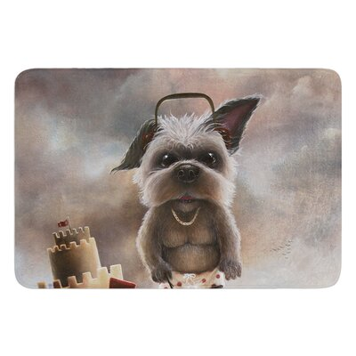 Grover by Graham Curran Bath Mat Size: 24 W x 36 L