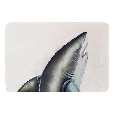 Lucid by Graham Curran Bath Mat Size: 17W x 24L