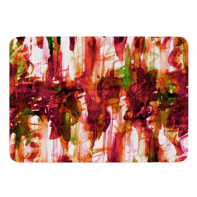 White Noise 2 by Ebi Emporium Bath Mat