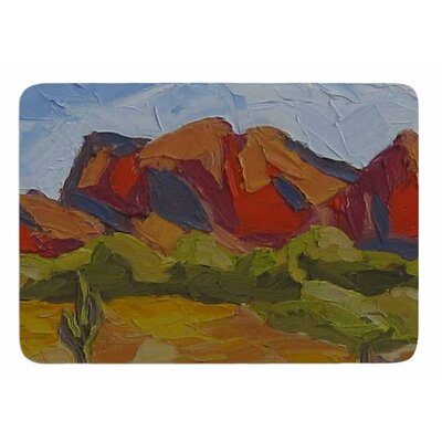 Arizona by Jeff Ferst Bath Mat