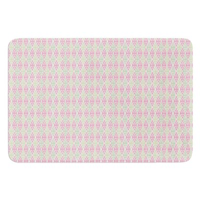 Woven Wrap by Julie Hamilton Bath Mat Size: 17 W x 24 L