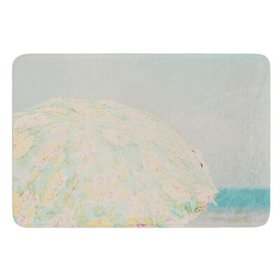 A Summer Afternoon by Laura Evans Bath Mat