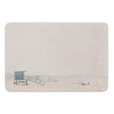 Summer Haze by Laura Evans Bath Mat