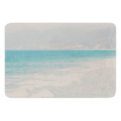 Waves by Laura Evans Bath Mat
