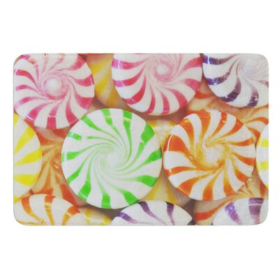 I Want Candy by Libertad Leal Bath Mat