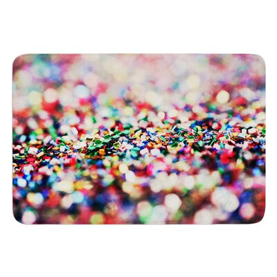 Celebrate by Beth Engel Bath Mat Size: 17W x 24L