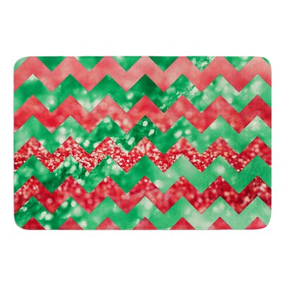 Sparkle by Beth Engel Bath Mat Size: 24 W x 36 L