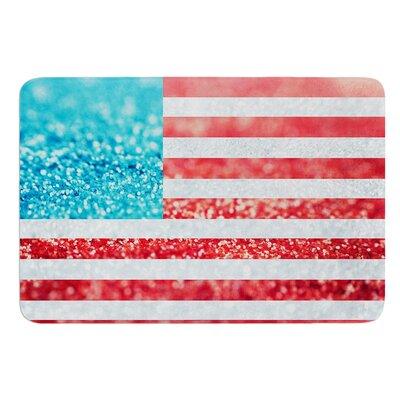 Glitter by Beth Engel Bath Mat Size: 24 W x 36 L