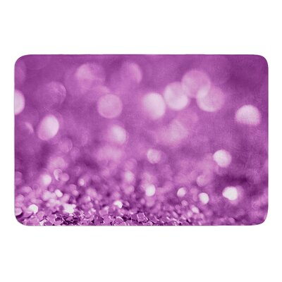 Radiance by Beth Engel Bath Mat Size: 17W x 24L