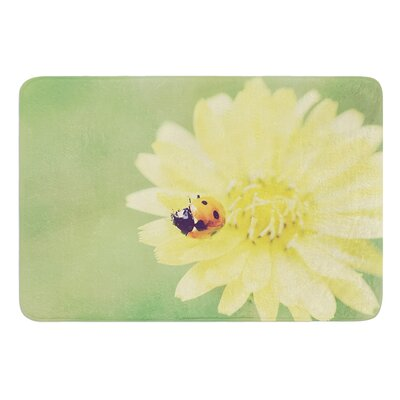 Little Lady by Beth Engel Bath Mat Size: 24 W x 36 L
