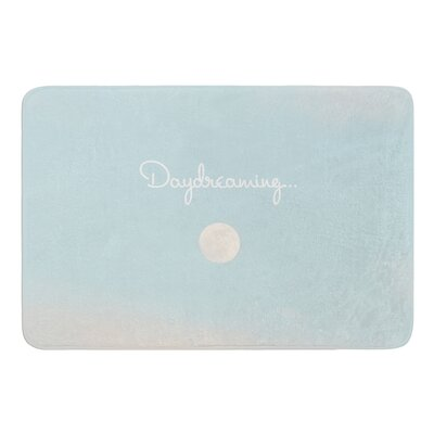 Day Dreaming by Beth Engel Bath Mat Size: 17W x 24L