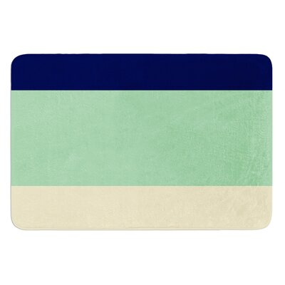 South Pacific by Catherine McDonald Bath Mat Size: 24 W x 36 L