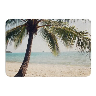 Tropic of Capricorn by Catherine McDonald Bath Mat Size: 24 W x 36 L
