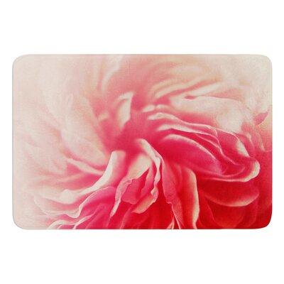 Petals by Cristina Mitchell Bath Mat Size: 17W x 24 L