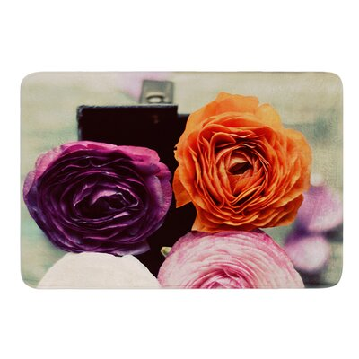 Four Kinds of Beauty by Cristina Mitchell Bath Mat Size: 24 W x 36 L