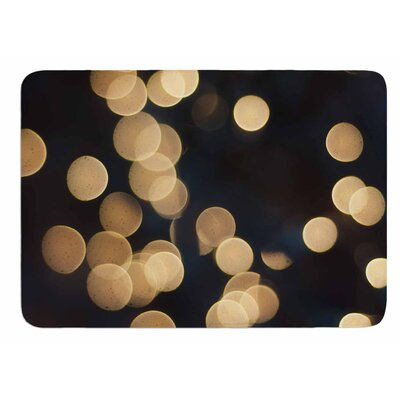 Blurred Lights by Cristina Mitchell Bath Mat