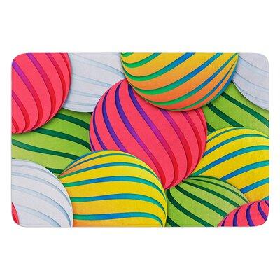 Melons by Danny Ivan Bath Mat Size: 24 W x 36 L