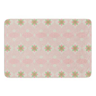 Pattern #3 by Deepti Munshaw Bath Mat Size: 17W x 24L