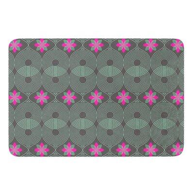 Pattern #3 (Version 2) by Deepti Munshaw Bath Mat Size: 24 W x 36 L