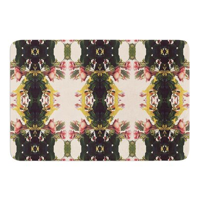 Enchanted Garden by Deepti Munshaw Bath Mat Size: 24 W x 36 L