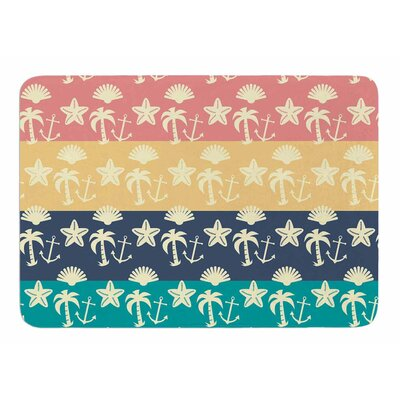 Beach and Fun by Famenxt Bath Mat