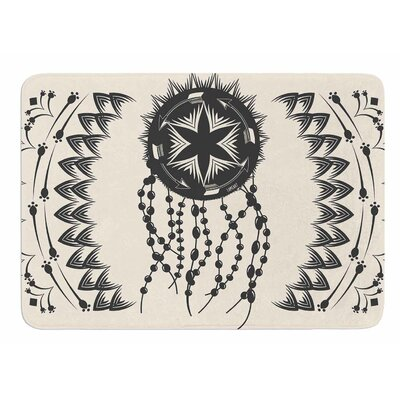 Bohemian Dream Catcher Boho Bath Mat