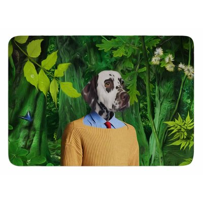 Into The Leaves N1 by Natt Bath Mat