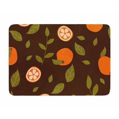 Pattern by Strawberry Memory Foam Bath Mat