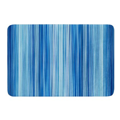Ambient #1 by Bruce Stanfield Memory Foam Bath Mat