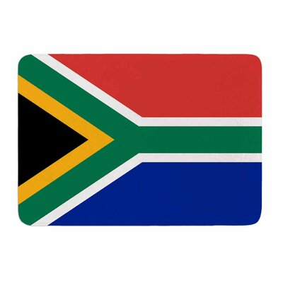 South Africa II by Bruce Stanfield Memory Foam Bath Mat