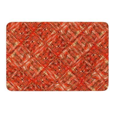 Malica by Bruce Stanfield Memory Foam Bath Mat