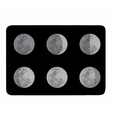 Lunar OCD by Jackie Rose Memory Foam Bath Mat