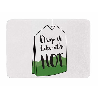 Drop It by Jackie Rose Memory Foam Bath Mat